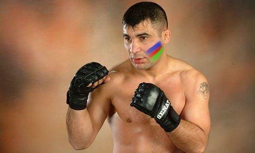 Азербайджанский Волк - Чемпион мира по бои без правил Азад Аскеров
