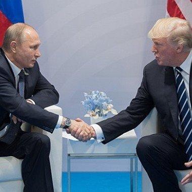Что обсудили Путин с Трампом?