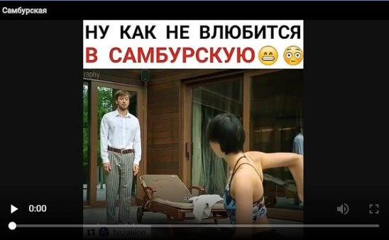 Самбурская