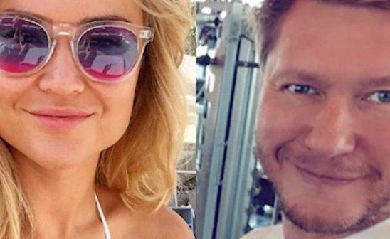 Бывший Ходченковой нажаловался полиции, что его избивает возлюбленная