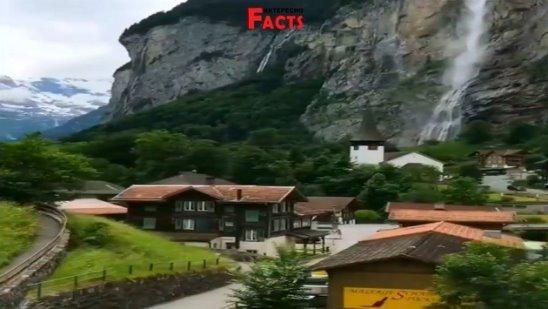 Райский уголок Лаутербруннен - коммуна в Швейцарии.
