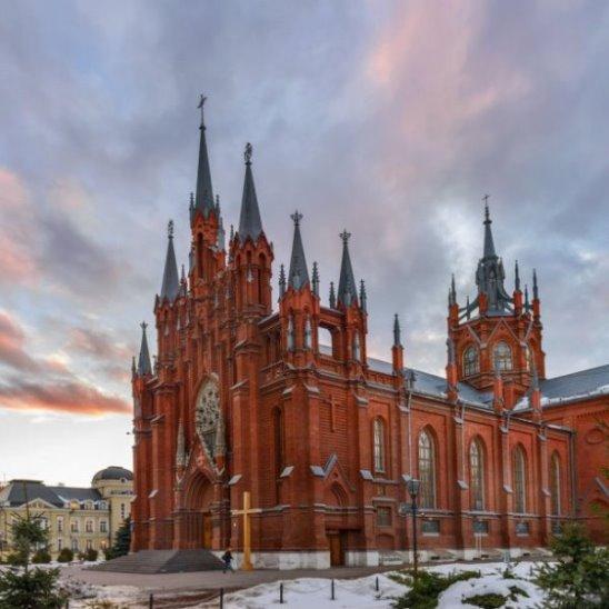 Московский собор Непорочного Зачатия Девы Марии