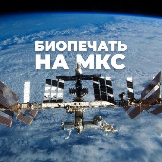 Биопечать на МКС