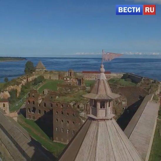 Вы когда-нибудь слышали про старинную русскую крепость Орешек?