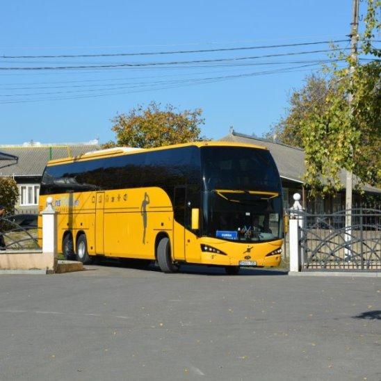 Молдова - Париж - Молдова с LaParisTrans