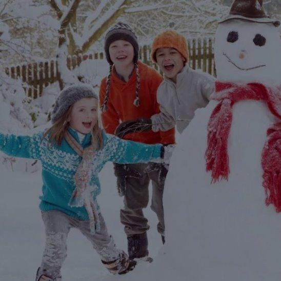 5 идей для выходных зимой