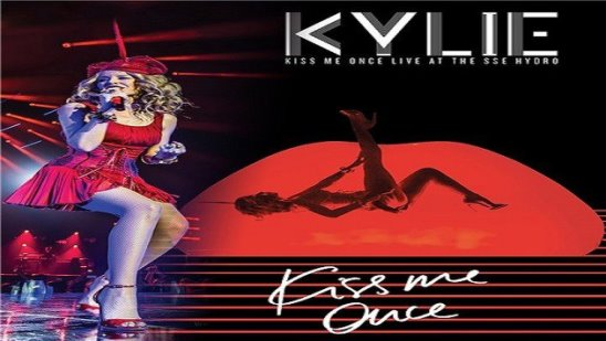 Kylie Minogue Kiss Me Once - Live at the Sse Hydro.2015.BDRip.720p.