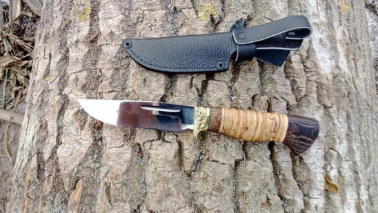 Нож Хорек с гравировкой