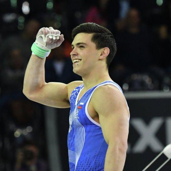 Абсолютный чемпион Артур Далалоян