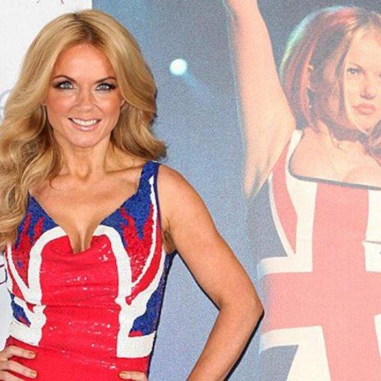 Джери Холлиуэлл: самая горячая перчинка после Spice Girls