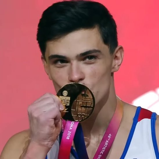 Победа российского гимнаста на чемпионате мира