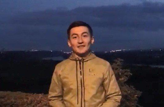 Алмат Жусупбеков передаёт привет из Республики Башкортостан г.Уфа