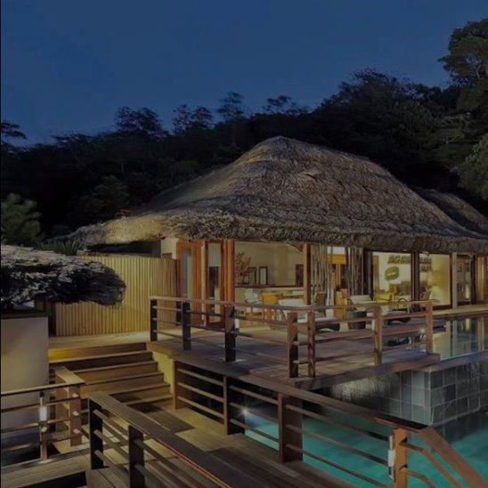 ТОП-10 экологических отелей мира