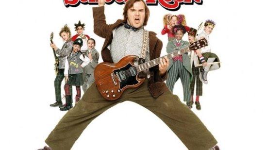 Школа рока (2003) The school of rock