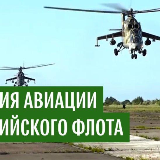 Учения авиации Балтийского флота под Калининградом