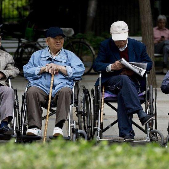 Китай — страна без пенсий?