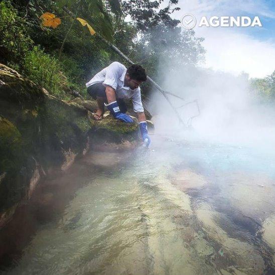 Кипяточная амазонская река-убийца сварит заживо любое живое существо