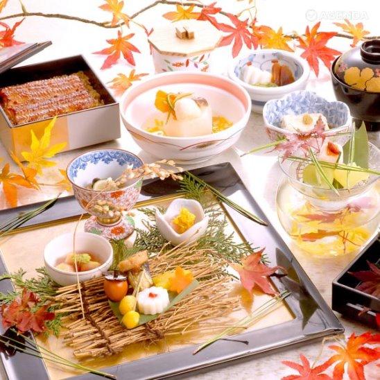 Японская трапеза кайсэки