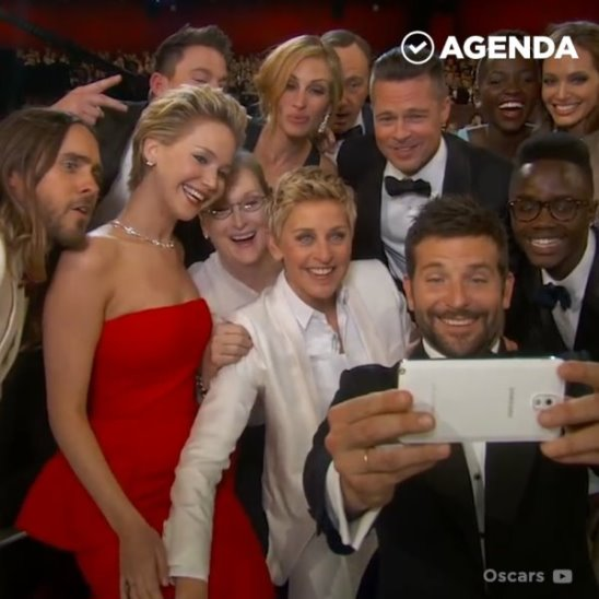Неделя «Оскара» в Agenda Video