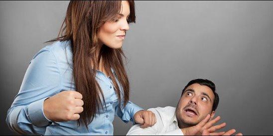 Жена избила любовницу мужа