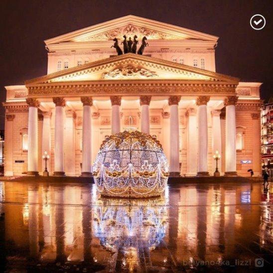 Москва глазами фотографа Елизаветы Белянской