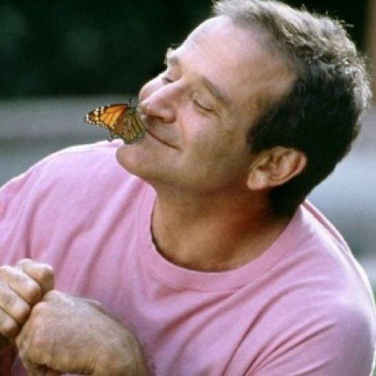 Судьба самого доброго актёра кино Робина Уильямса.
