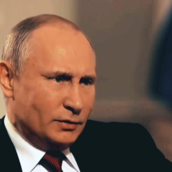 Путин о взаимоотношениях России и Германии