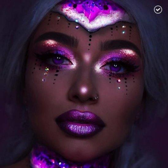 Волшебный макияж