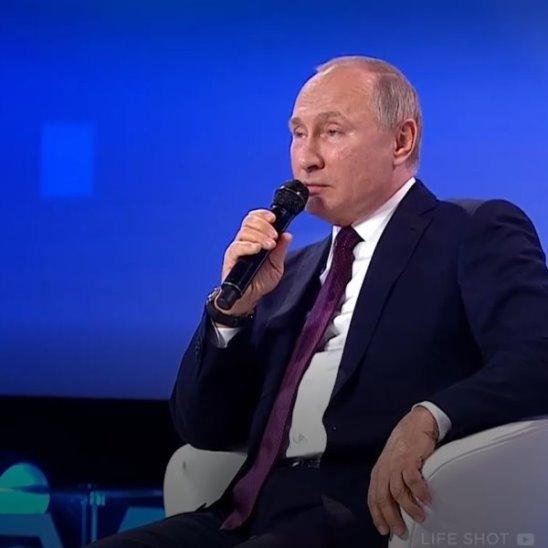 Путин отказался от предложения Ельцина