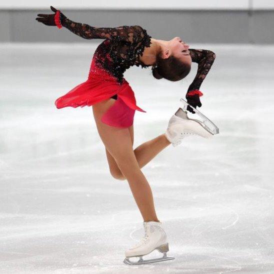 Алина Загитова — мировая рекордсменка