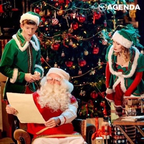 В Лапландии ищут эльфов для Санта-Клауса