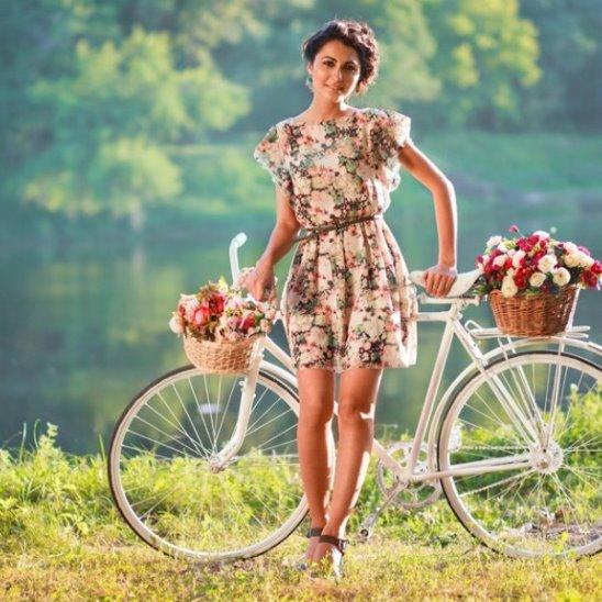 Катание на велосипеде усиливает сексуальное влечение