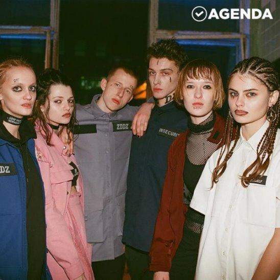 Агентство моделей Lumpen — мода на гопников?