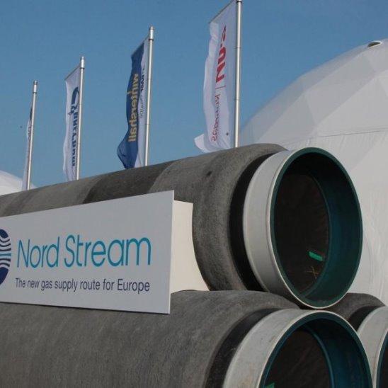 Газопровод, соединивший Россию и Европу