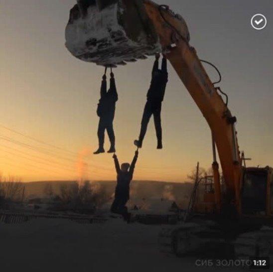 Суровая «карусель» в Красноярске