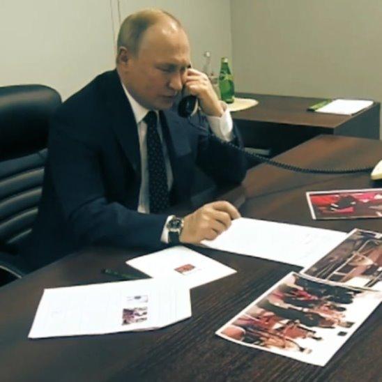 Владимир Путин исполнил мечту девочки