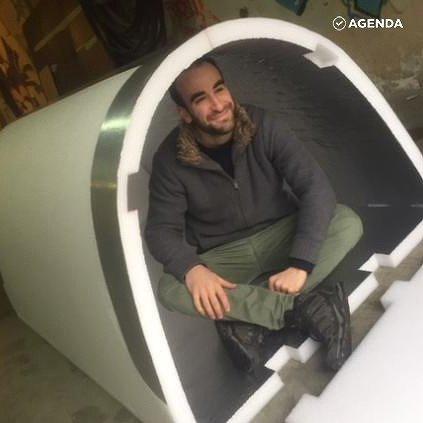 Француз спасает бездомных