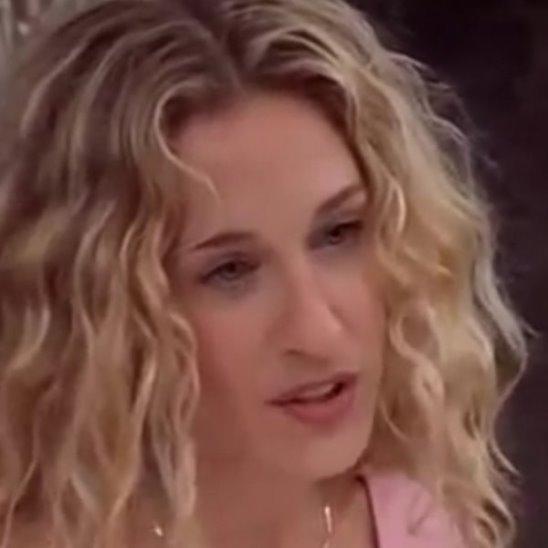 Сара Джессика Паркер и «Секс в большом городе»