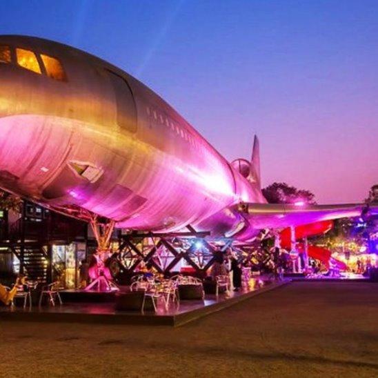 Новый креативный парк Чанг Чуй открылся в Таиланде