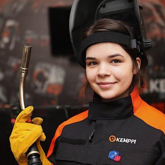 К 19 годам Диана Багаутдинова уже наварила до 5-го разряда. В этом деле она лучшая в России!