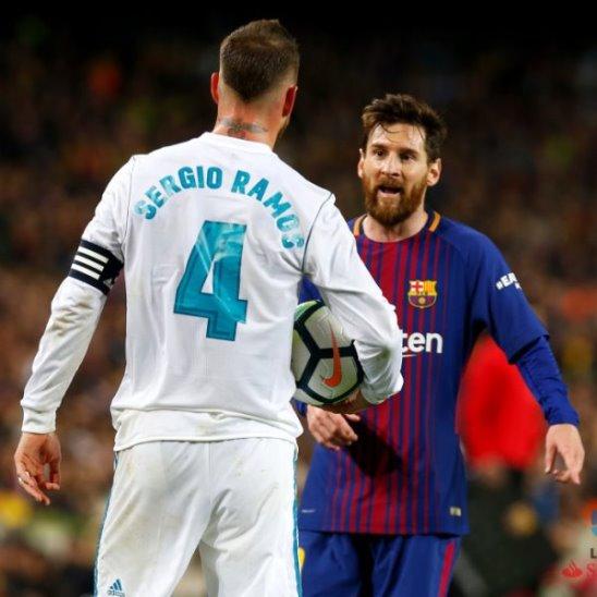 Конкурс в преддверии El Clasico! Это не просто футбол - это LaLiga!