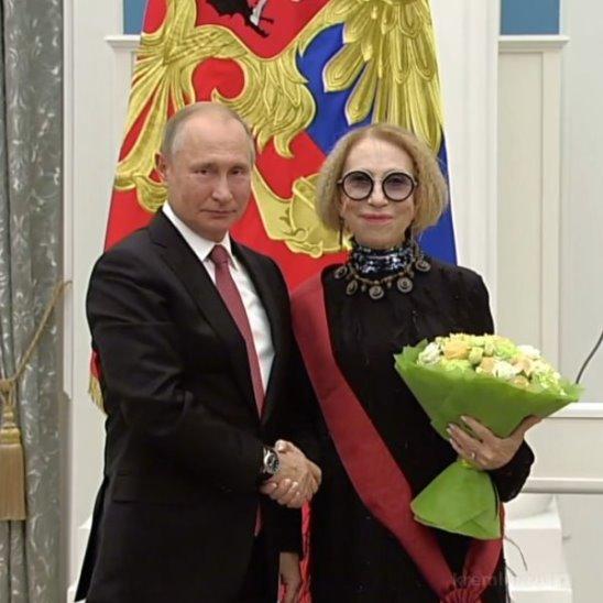 Путин джентльмен