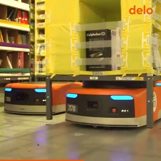 7 технологических инноваций от Amazon