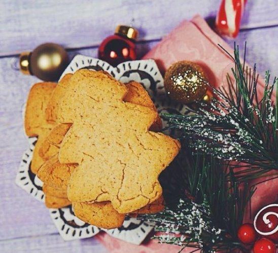 Имбирное печенье от Woman.ru