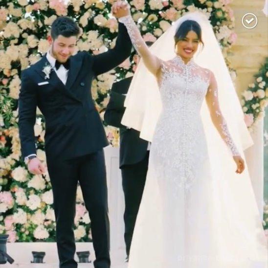 Приянка Чопра: самая красивая Индийская Невеста