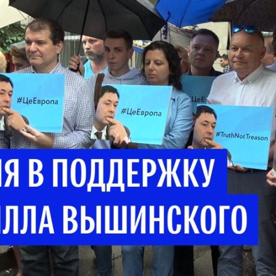 Журналисты и политики об аресте Вышинского