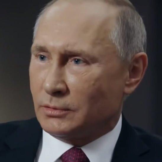 Владимир Путин о глобальной катастрофе