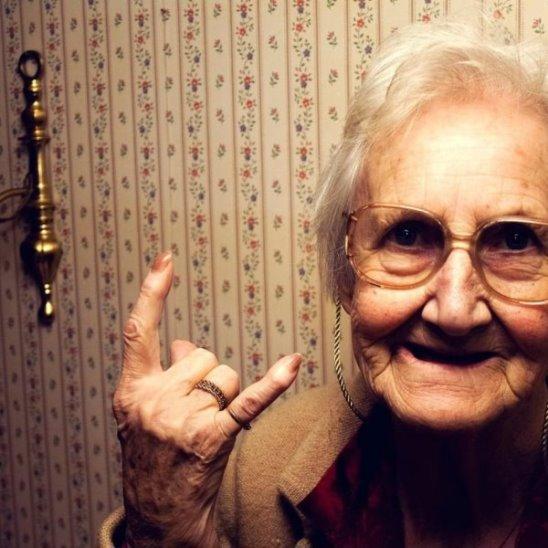 Как пенсионерки завоёвывают популярность в Instagram