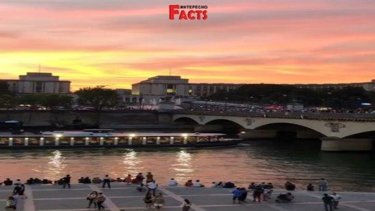 Удивительный город Париж.