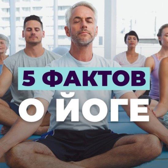 5 фактов о йоге